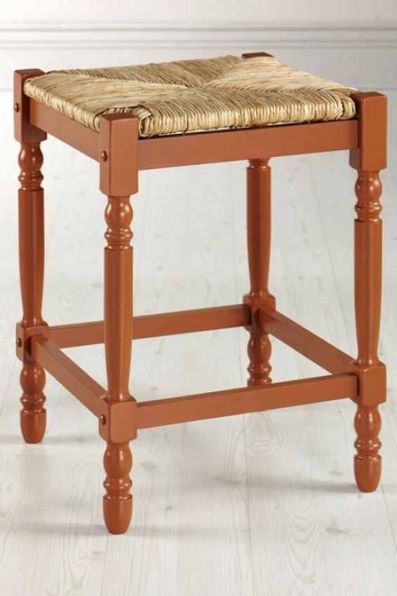 """hamilton 16.5""""w Counter Stool - 16.5""""x16.5"""", Wheat"""