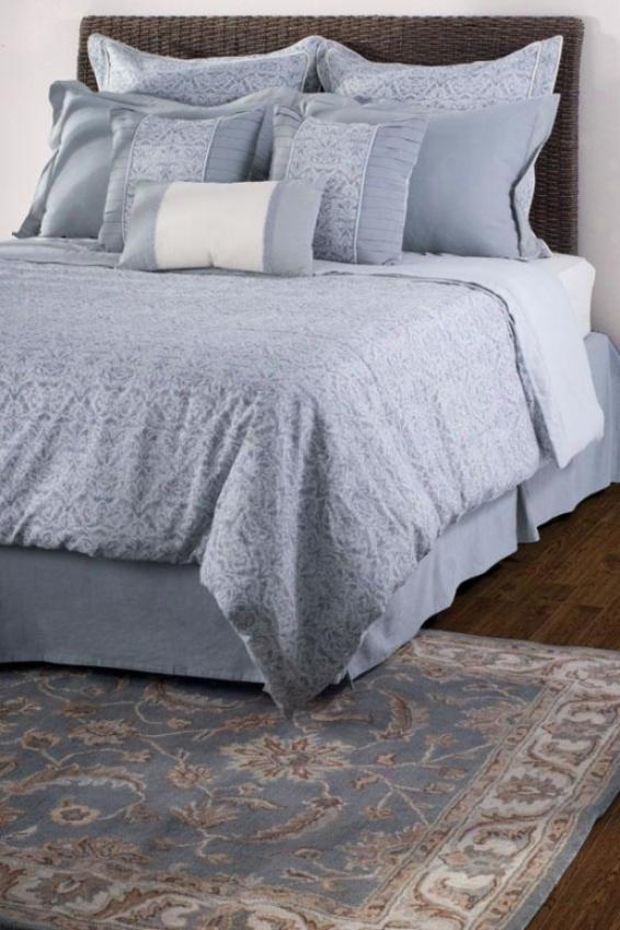 Hqven Bedding Set Ii - Queen, Gray