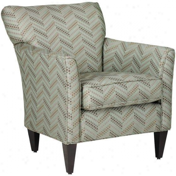 """hermes Arm Chair  -35""""hx31""""w, Brown"""