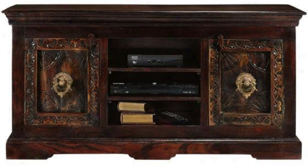 Home Decorators Assemblage Tv Stand: Kingwood Tv Stad