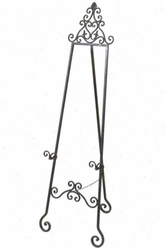 Idalee Easel - Light Tan, Black