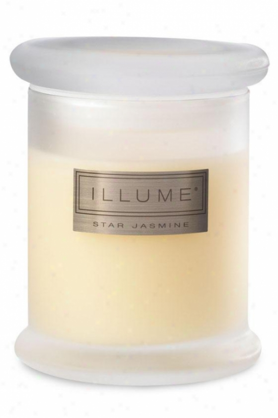 Illume Best Jar Candle - 8.5 Oz, Star Jasmine