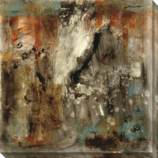 Illustrious I Canvas Wall Art - I, Gray/multi