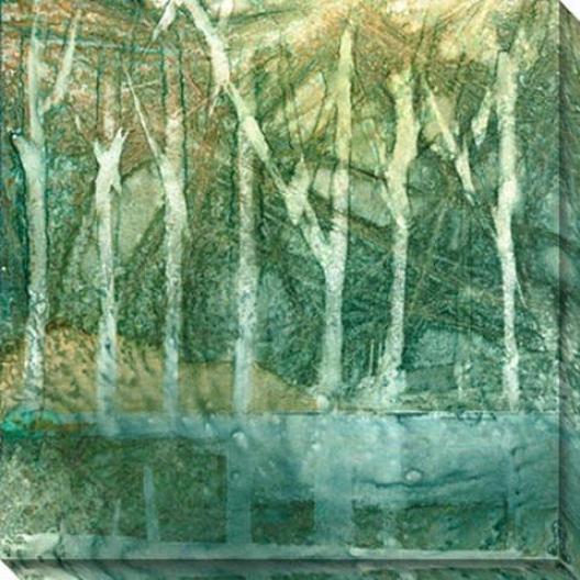 Imposed Environment I Canvas Wall Art - I, Gresn