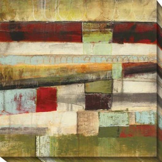 Incidental I Canvas Wall Art - I, Unripe