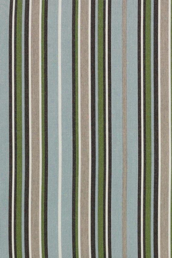 """indoor Outdoor Fabric By The Yard - 54""""w, Clntro Strp Snb"""