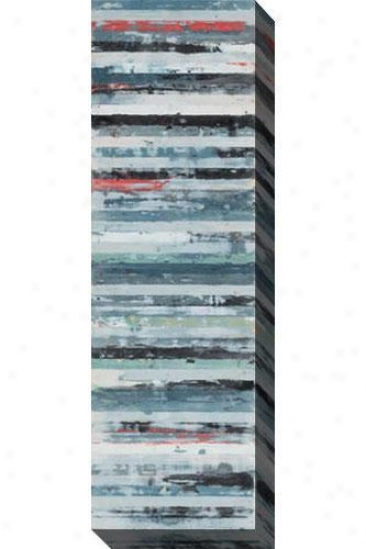 Investigate Ii Canvas Wall Art - Ii, Gray/multi