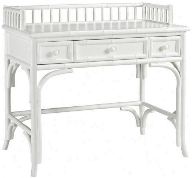 """""""julia Desk - 35.5""""""""hx38.25""""""""w, White"""""""