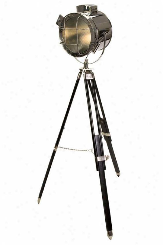 """""""kaden Spot Floor Lamp - 72.25""""""""h X 12""""""""w, Slate Grey"""""""