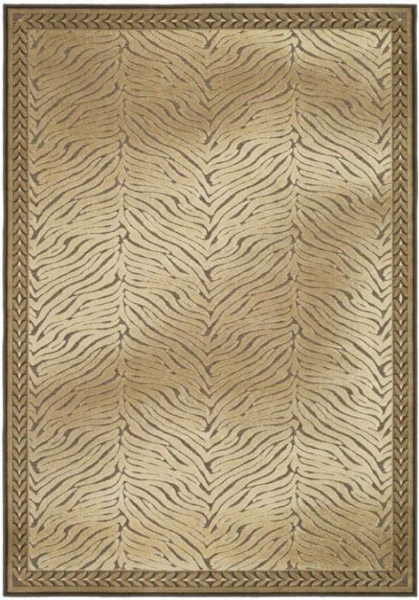 """kama Area Rug - 8'x11'2"""",-Brown"""