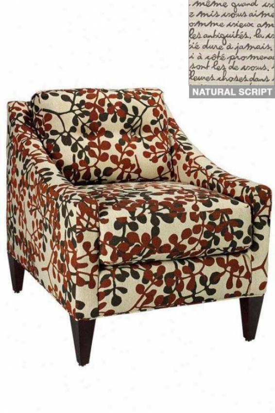Keller Chair - Chair, Natural Script