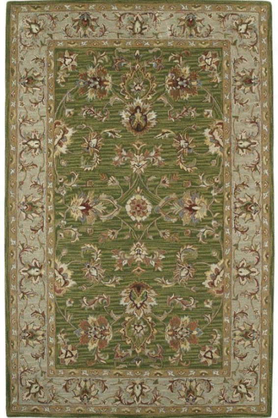 Kensington Ii Area Rug - 3'3x5'3, Green