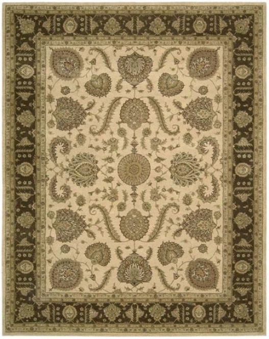"""kentwell Area Rug - 2'6""""x8' Runner, Beige"""