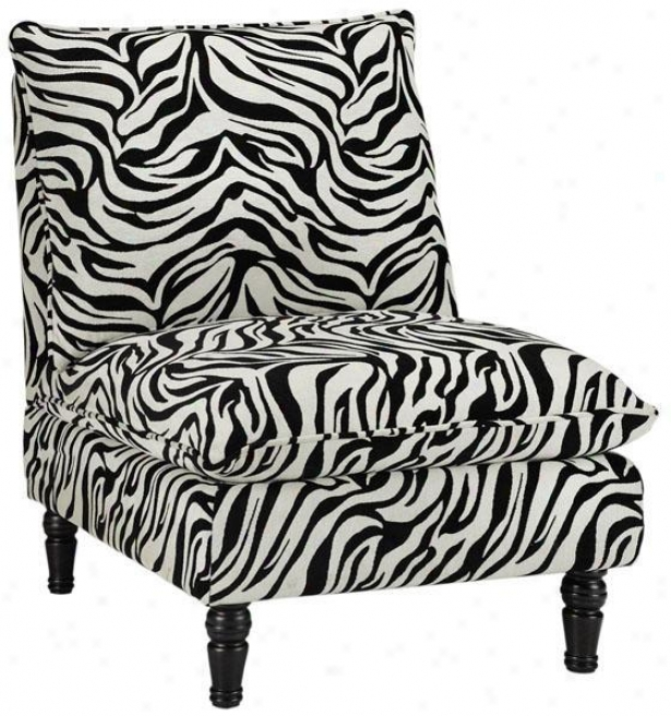 """lily Accent Chair - 35.5""""hx28.25""""w, Black"""