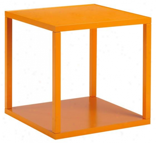 """loft Stacking Storage Cubes - 18.37""""x18"""", Orange"""