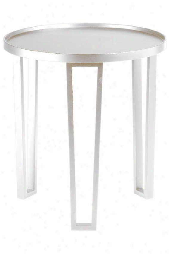 Loft Table - Small, White