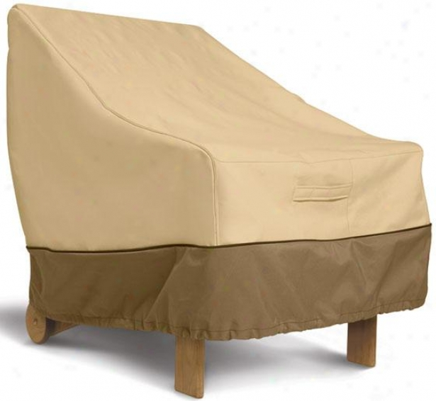 Lounge Chir Cover - United Size, Pbbl/earth/bark