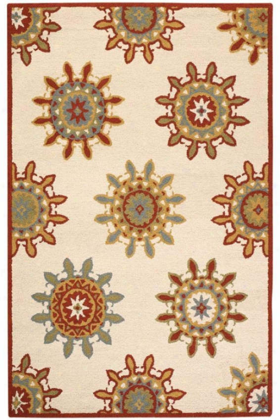 """madeline I Superficial contents Rug - 2'6""""x10' Messenger, Ivoy"""