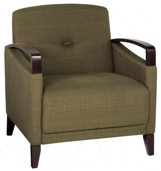 """mainstreet Chair - 32""""hx29""""w, Seaweed"""