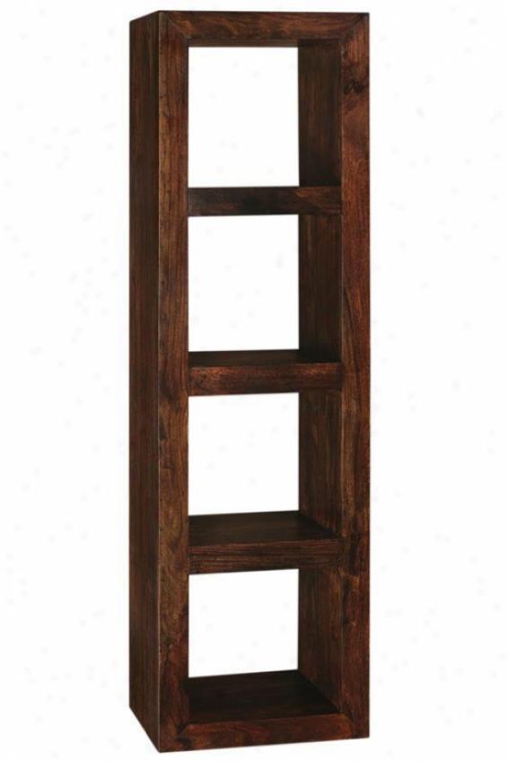 Maldives Tall Bookcase/bookshelf - Home Decorators Assemblage Bookcases
