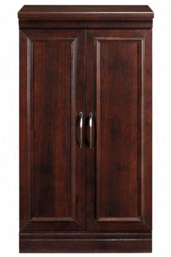 """""""manhattan Modular Storage Cabinet - 40""""""""x21"""""""", Brick Red"""""""
