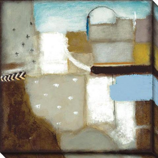 Maritime Iv Cabvas Wall Art - Iv, Mlti