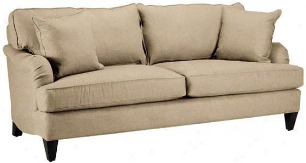 Markham Sofa - Sleeper, Twill Khaki