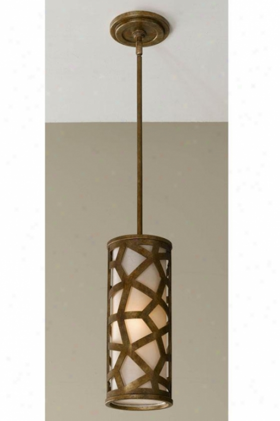 Melasso Pendant - 1 Light Mini, Brown