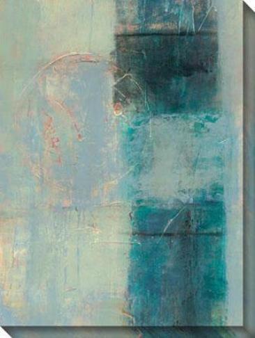 Mind's Eye I Canvas aWll Creation of beauty - I, Blue