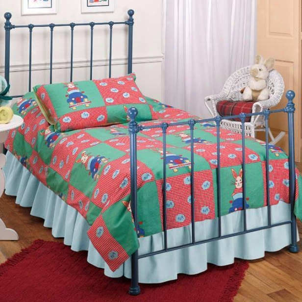 Molly Bed Set - Doubled, Blue