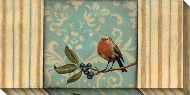 Morning Suute Ii Canvas Wall Art - Ii, Sage