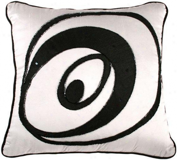 Morningside Pillow - 18x17 White