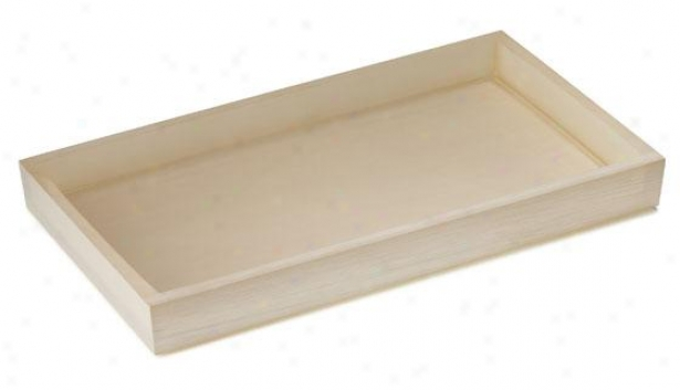 Mosaic Bath Tary - Tray, Tan