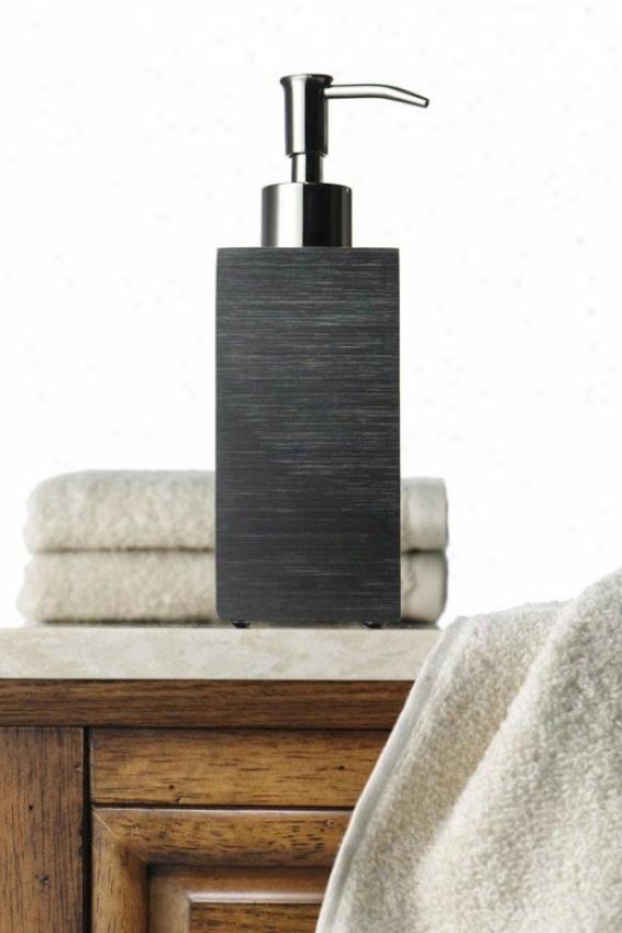 Mosaic Lotion Distributer - Lotion Dispensr, Black