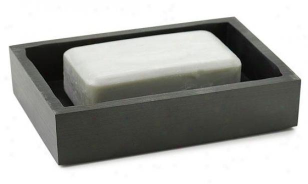 Mosaic Soap Dish - Soap Dish, Black