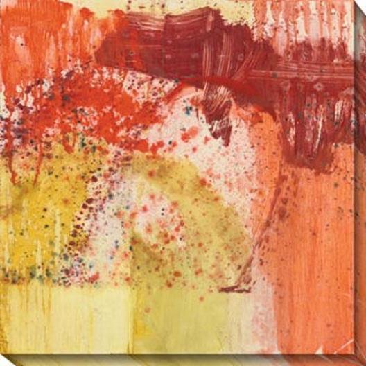 Nature Revisited Vi Canvas Wall Art - Vi, Multi