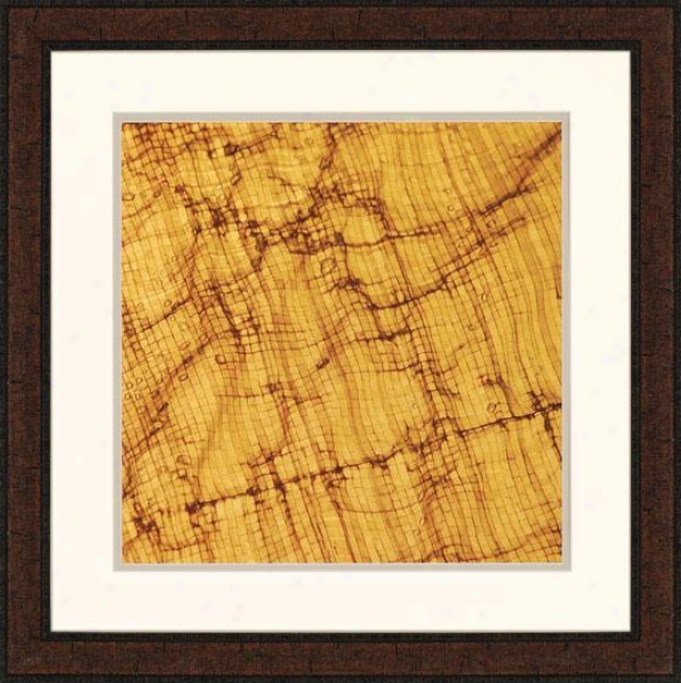 """""""nature's Manner of weaving I - 23"""""""" Square, Ivory"""""""