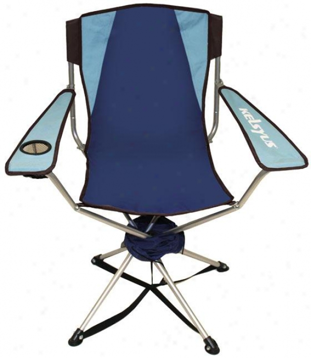 Ogo Chair - Blue - 39hx32wx18.75d, Blue