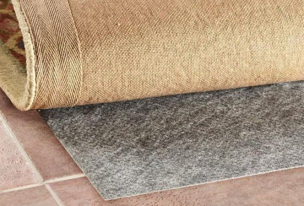 Oriental Weavers All-surface Rug Pad - 2'x4', Gray