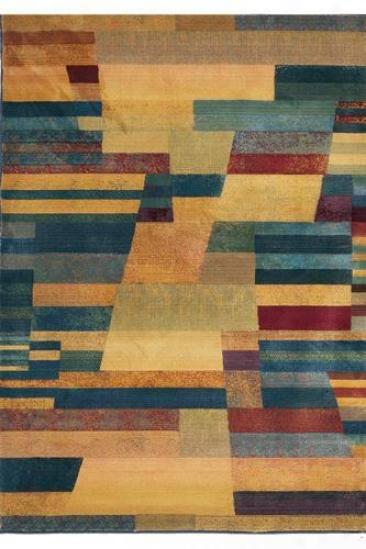 Oriental Weavers Inlaid Ii Area Rug - 2'x3', Multi