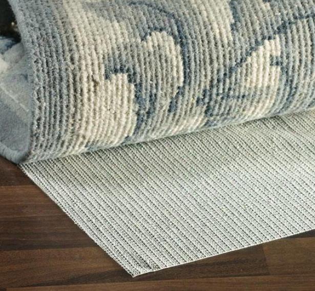 Oriental Weavers Non-slip Cushion Rug Pad - 10'x14', Ivory