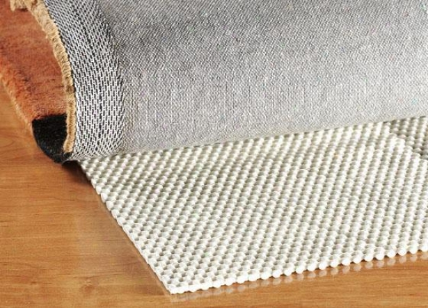 Oriental Weavers Premium Cushion Rug Pad - 2'x4', Ivory