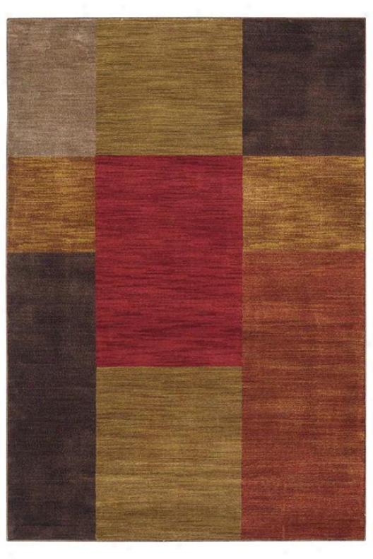 """oriental Weavers Synergy Area Rug - 6'7""""x9'6"""", Tan"""