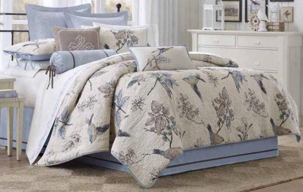 Pengrove Ii Comforter Set - Queen 9pc Set, Ivory