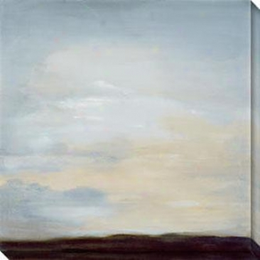 Perspective Ii Canvas Wall Cunning - Ii, Gray