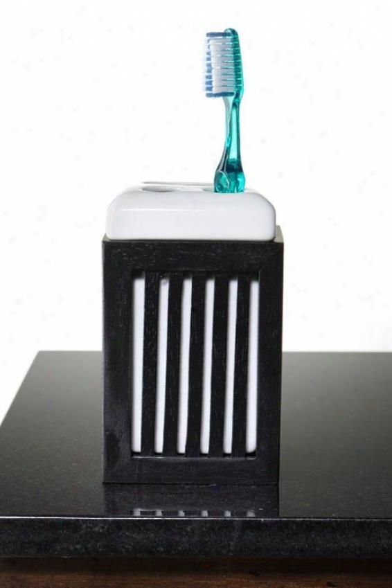 Phuket Toothbrush Holder - Toothbrush Hldr, Pebble