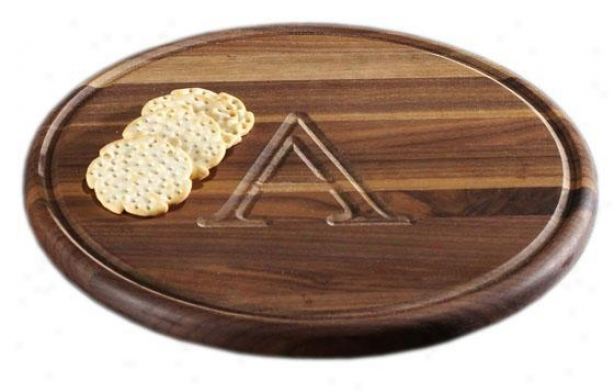 Port Cutting Board - Walnut, O