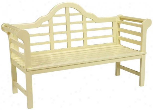 Portman Bench - 5f,t Lemonade