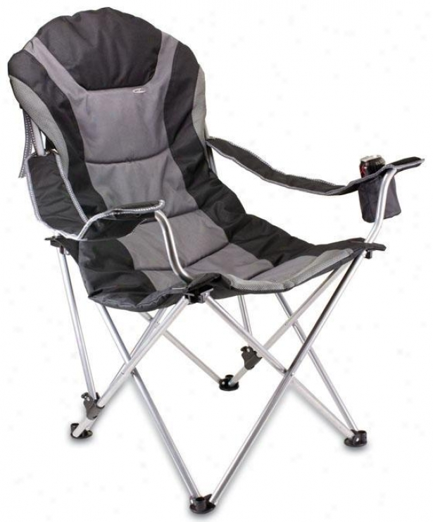 """reclining Camp Chair - 42""""hx36""""wx33"""", Wicked"""