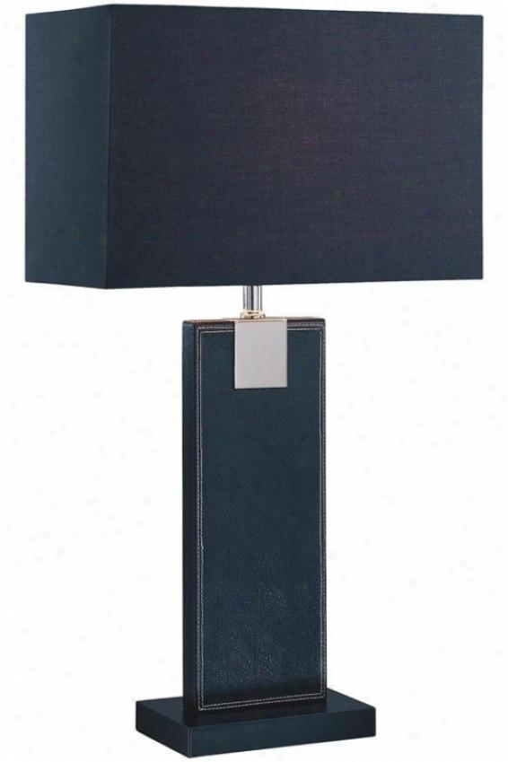 """""""remigio Tablle Lamp - 14""""""""x24.5"""""""", Black"""""""
